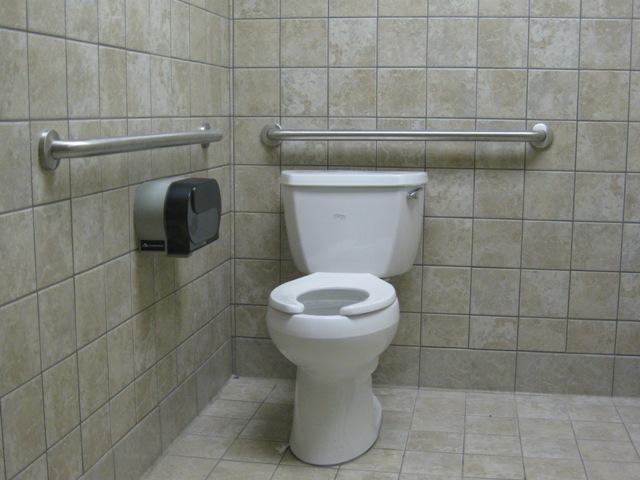 St pauls public toilets