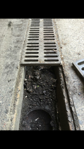 Drain Cleaning Trench Drains